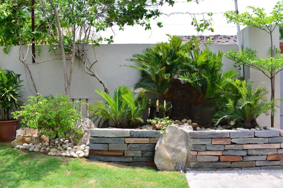 More Small Square Garden Ideas