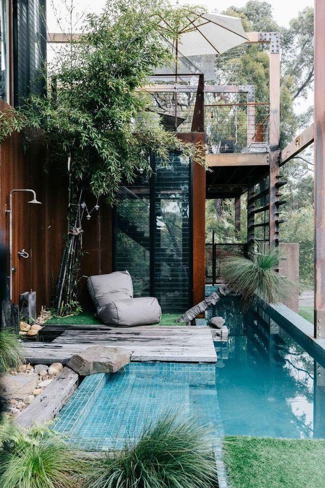 15 x Small Swimming Pool Ideas & Designs