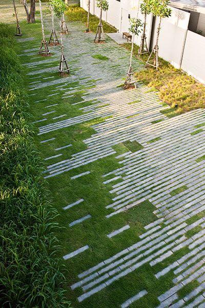modernos caminos de hormigón geométricos (12)