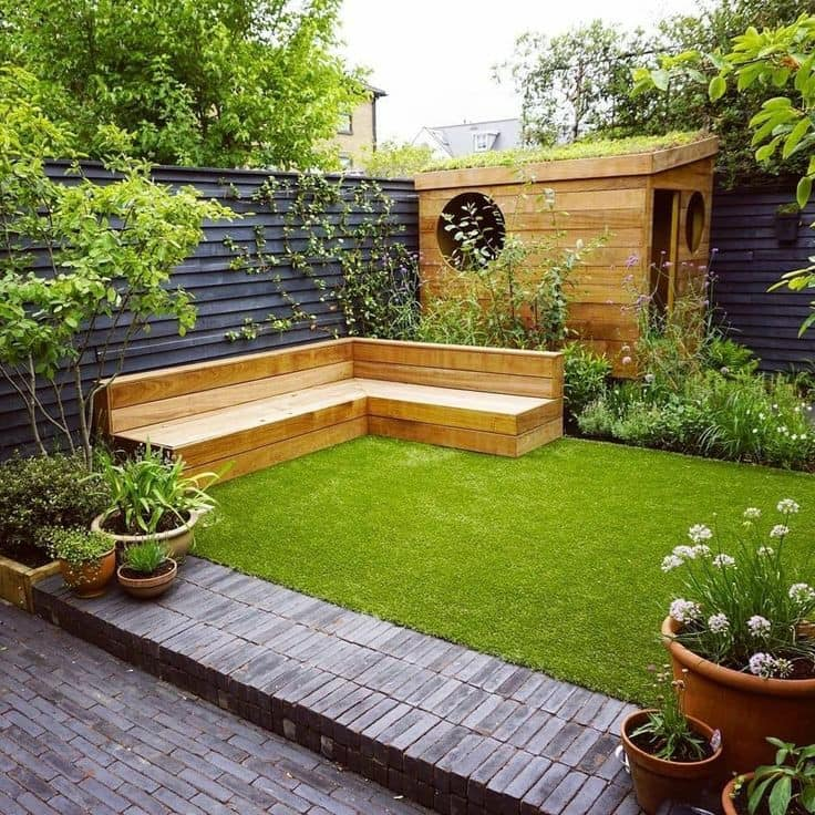 Best Small Garden Ideas
